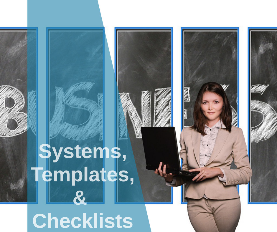 Small Business Systems and templates